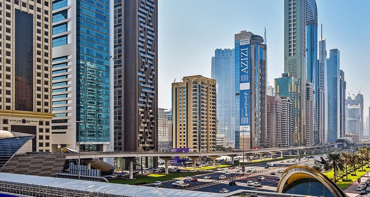 Sheikh Zayed Road District Guide