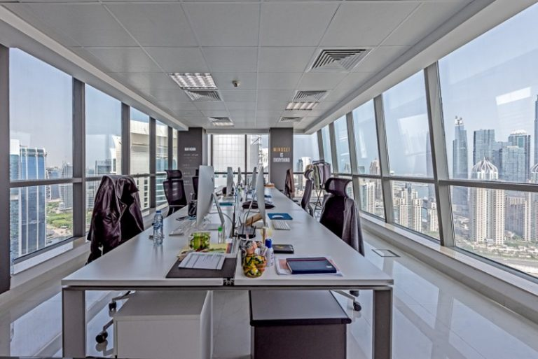 Offices with the best views in Dubai